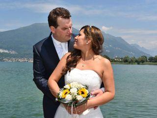 Le nozze di Gladys e Davide