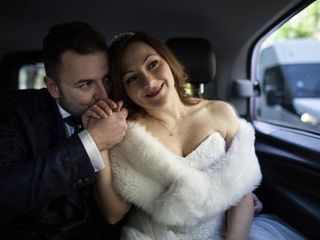 Le nozze di Marianna e Nico