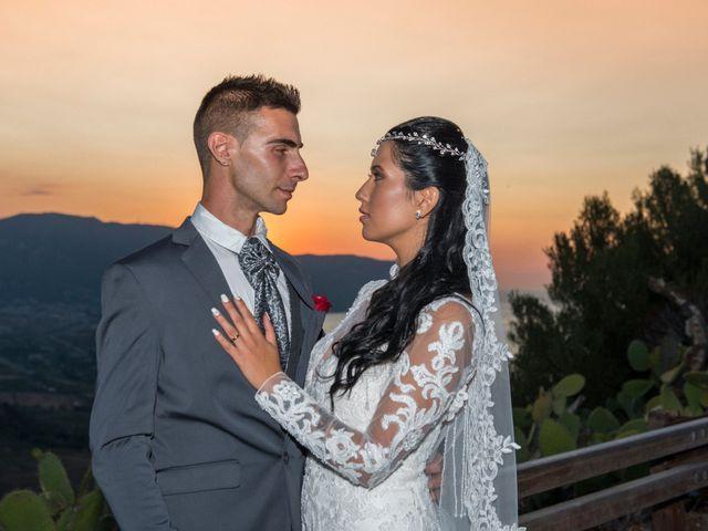 le nozze di Kiara e Salvo