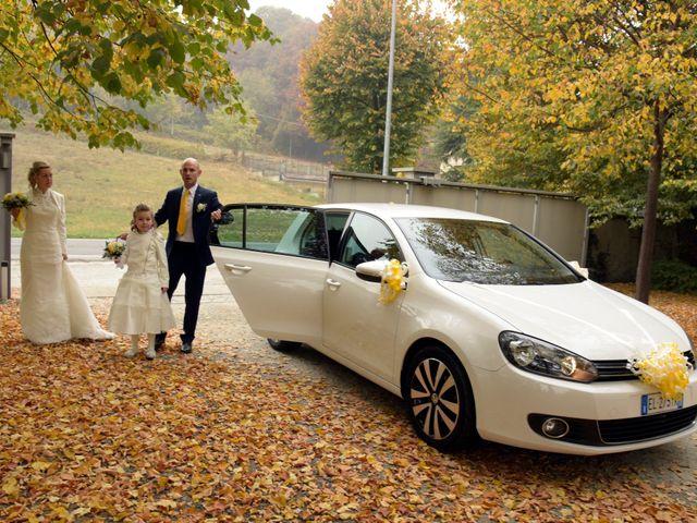 Il matrimonio di Alessandro e Nicoletta a Pinerolo, Torino 4