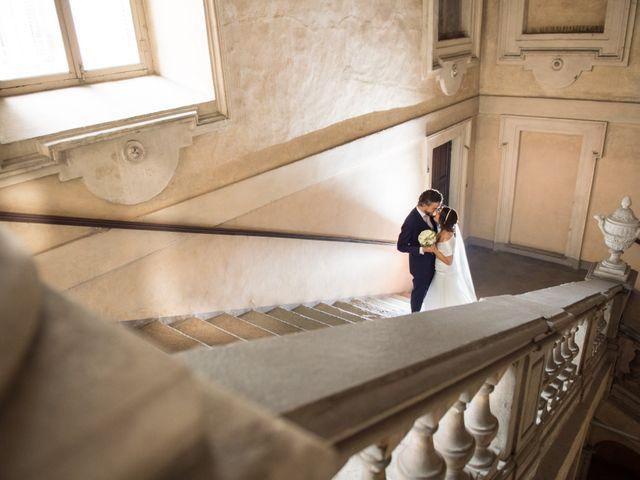 Le nozze di Claudia e Alberto