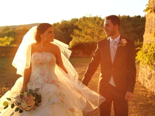 le nozze di Federica e Maurizio