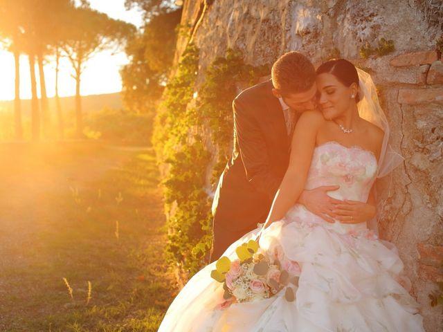 Il matrimonio di Maurizio e Federica a Follonica, Grosseto 1