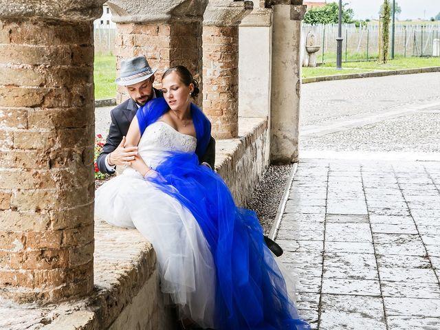 le nozze di Nicoletta e Valentino