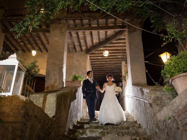 Il matrimonio di Emanuele e Lia a Roma, Roma 8