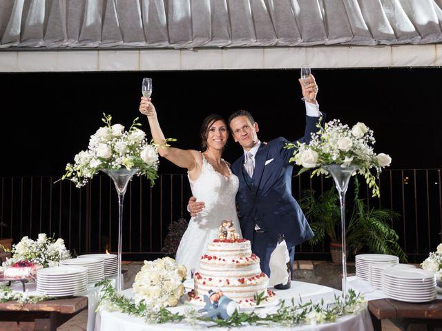 Il matrimonio di Emanuele e Lia a Roma, Roma 15