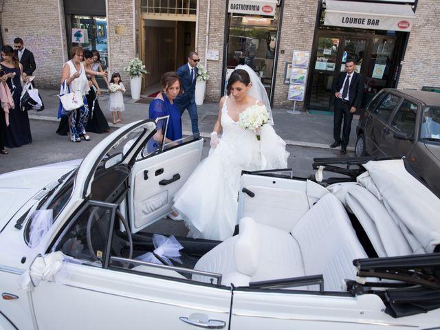 Il matrimonio di Emanuele e Lia a Roma, Roma 34