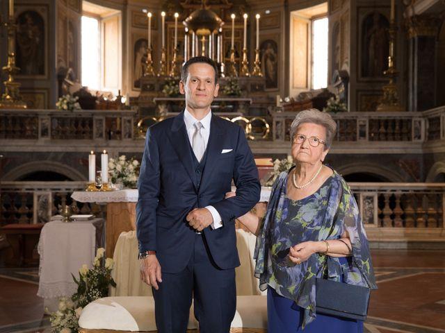 Il matrimonio di Emanuele e Lia a Roma, Roma 36
