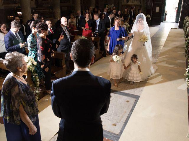 Il matrimonio di Emanuele e Lia a Roma, Roma 37