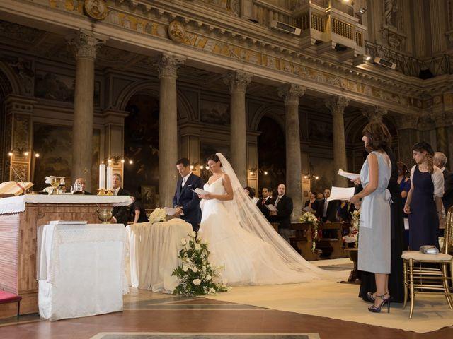 Il matrimonio di Emanuele e Lia a Roma, Roma 38