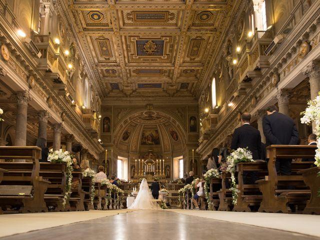 Il matrimonio di Emanuele e Lia a Roma, Roma 39