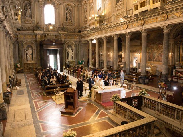 Il matrimonio di Emanuele e Lia a Roma, Roma 41