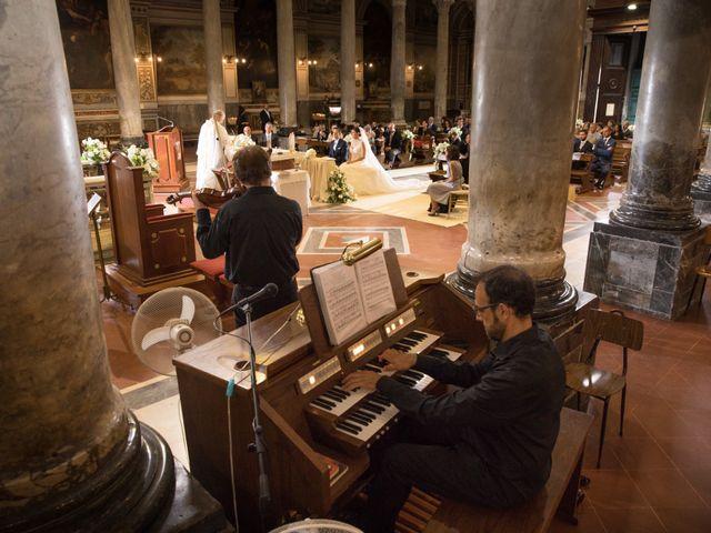 Il matrimonio di Emanuele e Lia a Roma, Roma 42