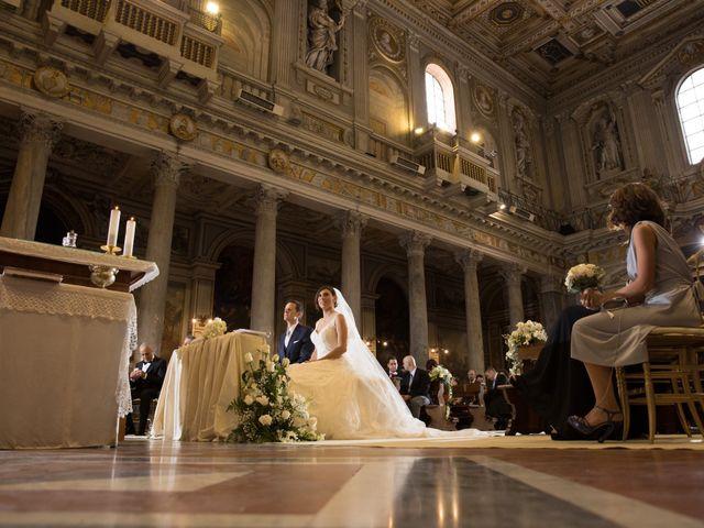 Il matrimonio di Emanuele e Lia a Roma, Roma 44