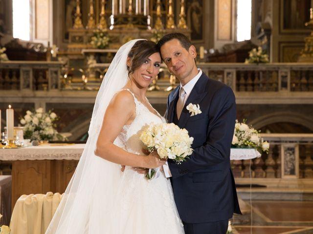 Il matrimonio di Emanuele e Lia a Roma, Roma 45