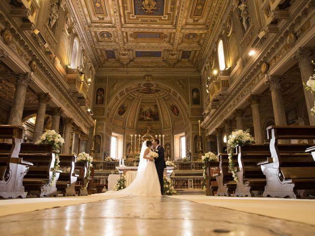 Il matrimonio di Emanuele e Lia a Roma, Roma 46