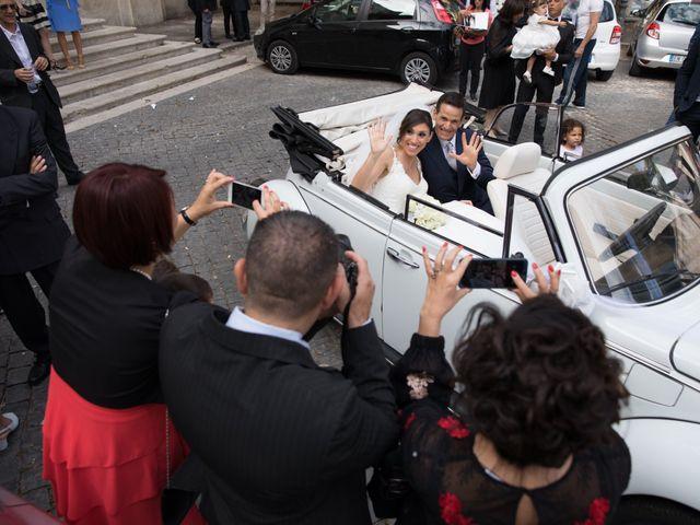 Il matrimonio di Emanuele e Lia a Roma, Roma 48