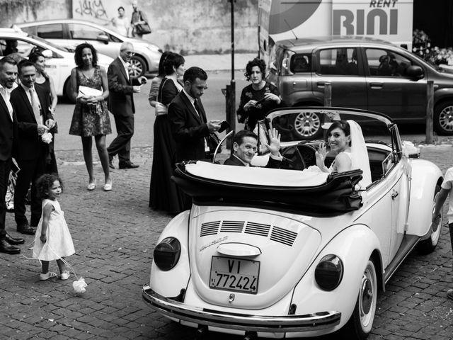 Il matrimonio di Emanuele e Lia a Roma, Roma 49
