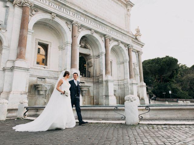 Il matrimonio di Emanuele e Lia a Roma, Roma 50