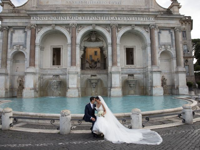 Il matrimonio di Emanuele e Lia a Roma, Roma 51