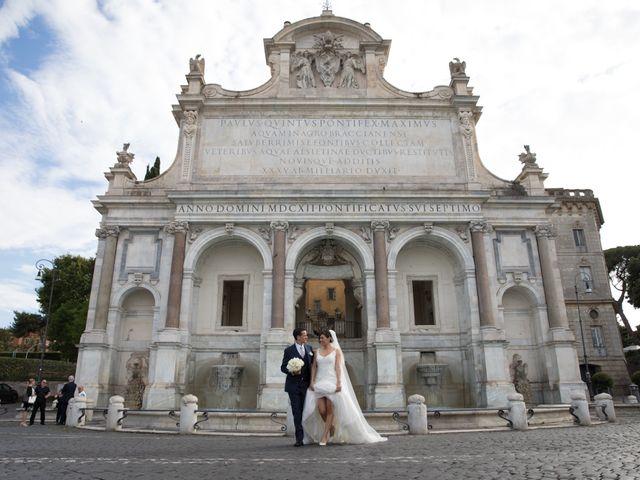 Il matrimonio di Emanuele e Lia a Roma, Roma 52