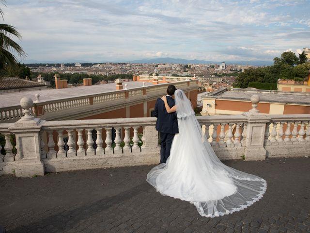 Il matrimonio di Emanuele e Lia a Roma, Roma 53