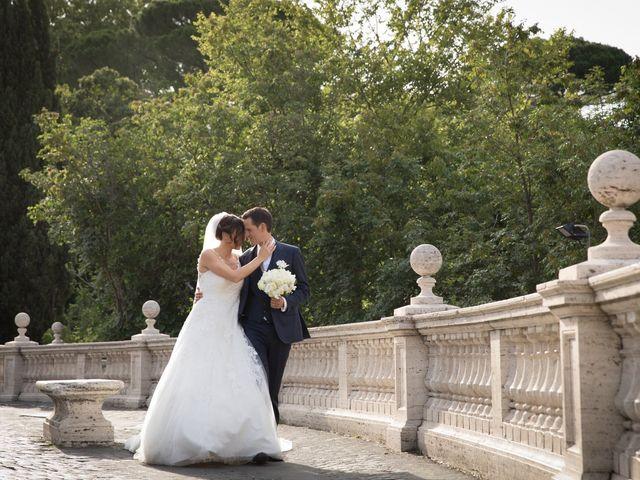 Il matrimonio di Emanuele e Lia a Roma, Roma 54