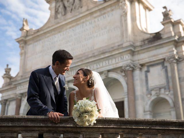 Il matrimonio di Emanuele e Lia a Roma, Roma 55