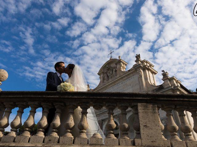 Il matrimonio di Emanuele e Lia a Roma, Roma 56