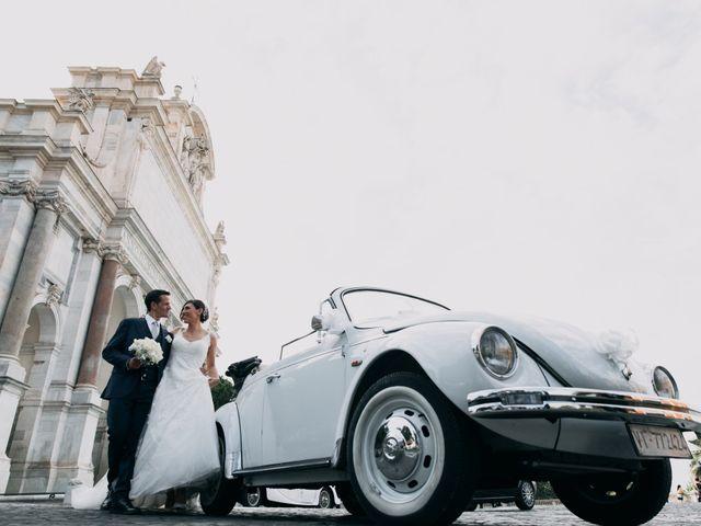 Il matrimonio di Emanuele e Lia a Roma, Roma 57