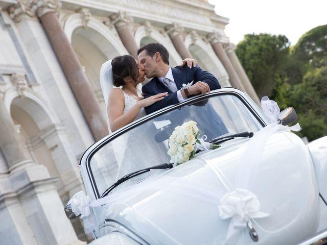 Il matrimonio di Emanuele e Lia a Roma, Roma 59