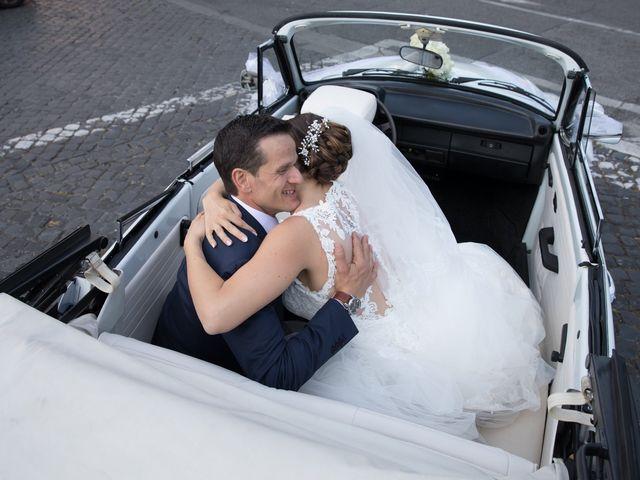 Il matrimonio di Emanuele e Lia a Roma, Roma 60