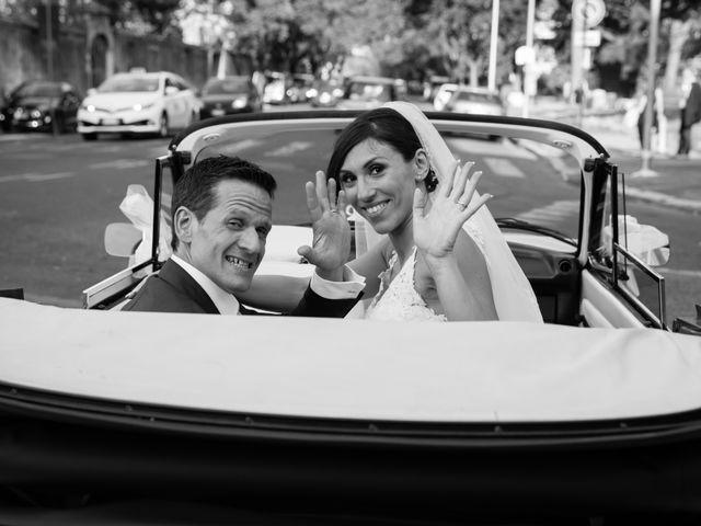 Il matrimonio di Emanuele e Lia a Roma, Roma 61