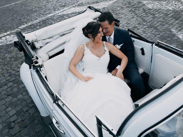 Il matrimonio di Emanuele e Lia a Roma, Roma 62