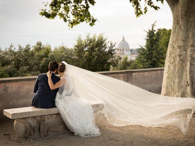 Il matrimonio di Emanuele e Lia a Roma, Roma 65