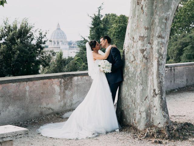 Il matrimonio di Emanuele e Lia a Roma, Roma 66