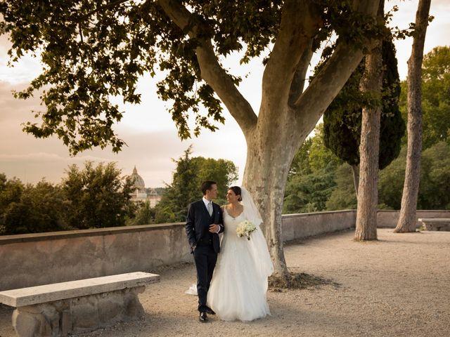 Il matrimonio di Emanuele e Lia a Roma, Roma 68
