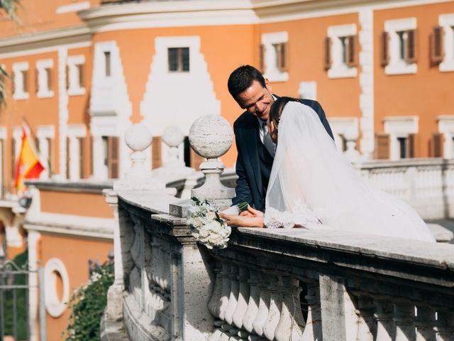Il matrimonio di Emanuele e Lia a Roma, Roma 70