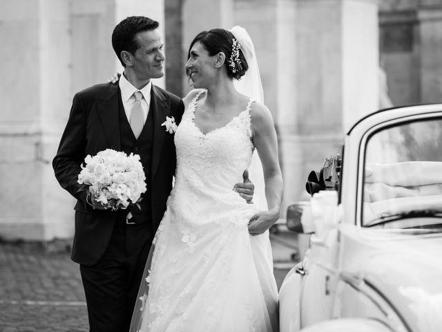 Il matrimonio di Emanuele e Lia a Roma, Roma 71