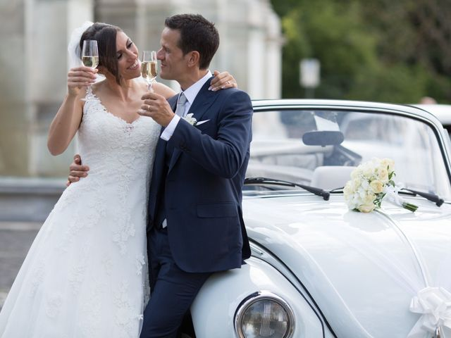 Il matrimonio di Emanuele e Lia a Roma, Roma 72