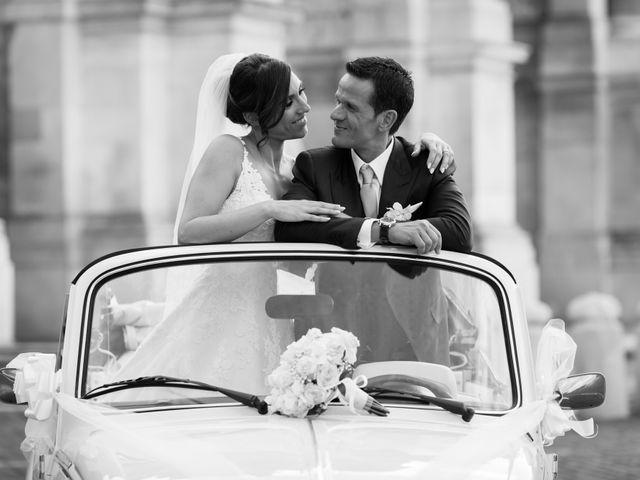 Il matrimonio di Emanuele e Lia a Roma, Roma 73