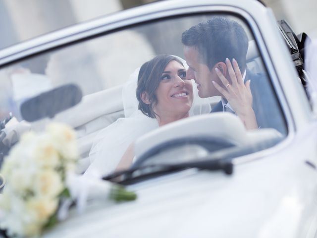 Il matrimonio di Emanuele e Lia a Roma, Roma 74