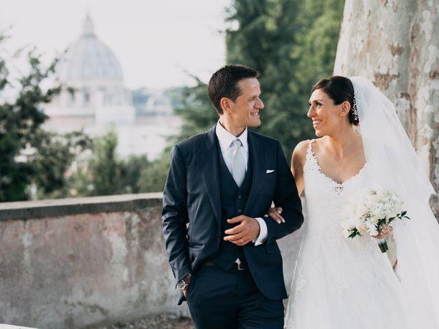 Il matrimonio di Emanuele e Lia a Roma, Roma 76