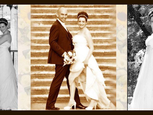 Il matrimonio di Pamela e Luca a Roma, Roma 2