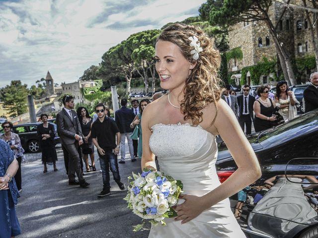 Matrimonio Spiaggia Sestri Levante : Il matrimonio di antonio e serena a sestri levante genova
