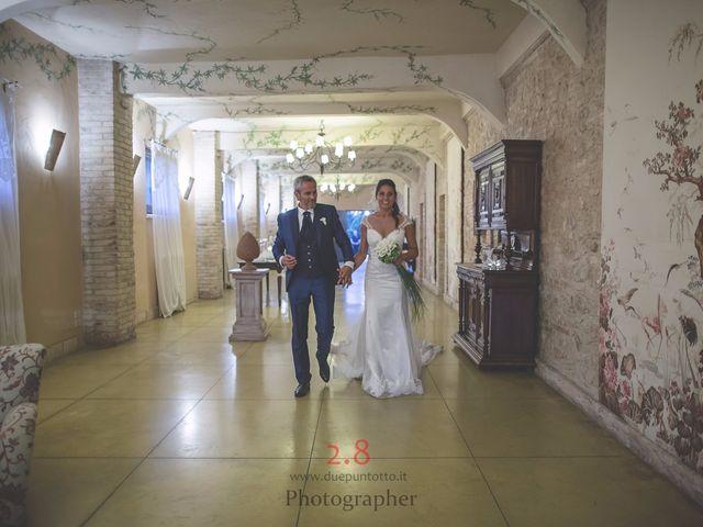 Il matrimonio di Alessia e Adriano a Atri, Teramo 14