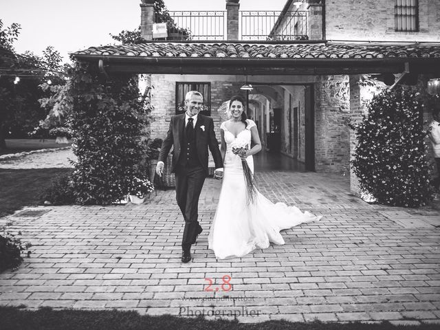 Il matrimonio di Alessia e Adriano a Atri, Teramo 15