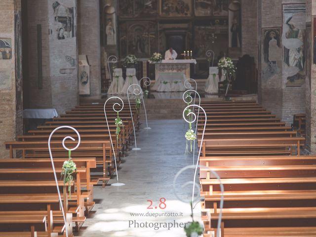 Il matrimonio di Alessia e Adriano a Atri, Teramo 21