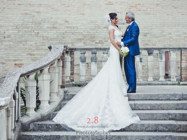 Il matrimonio di Alessia e Adriano a Atri, Teramo 24