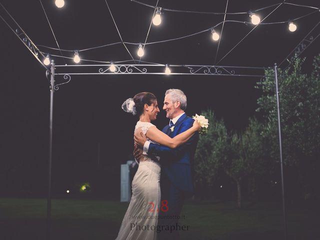 Il matrimonio di Alessia e Adriano a Atri, Teramo 1